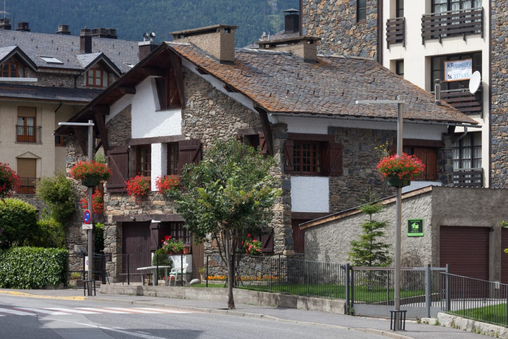 A beautiful property in Ordino, Andorra