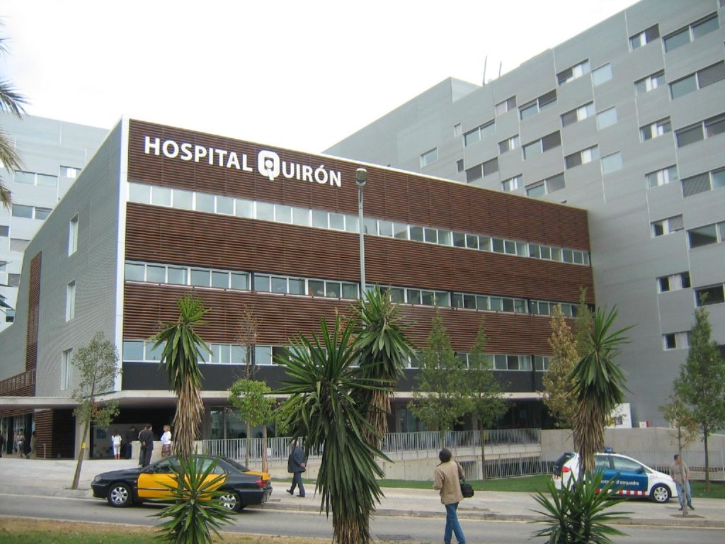 Hospital Quiron, Barcelona, Spain