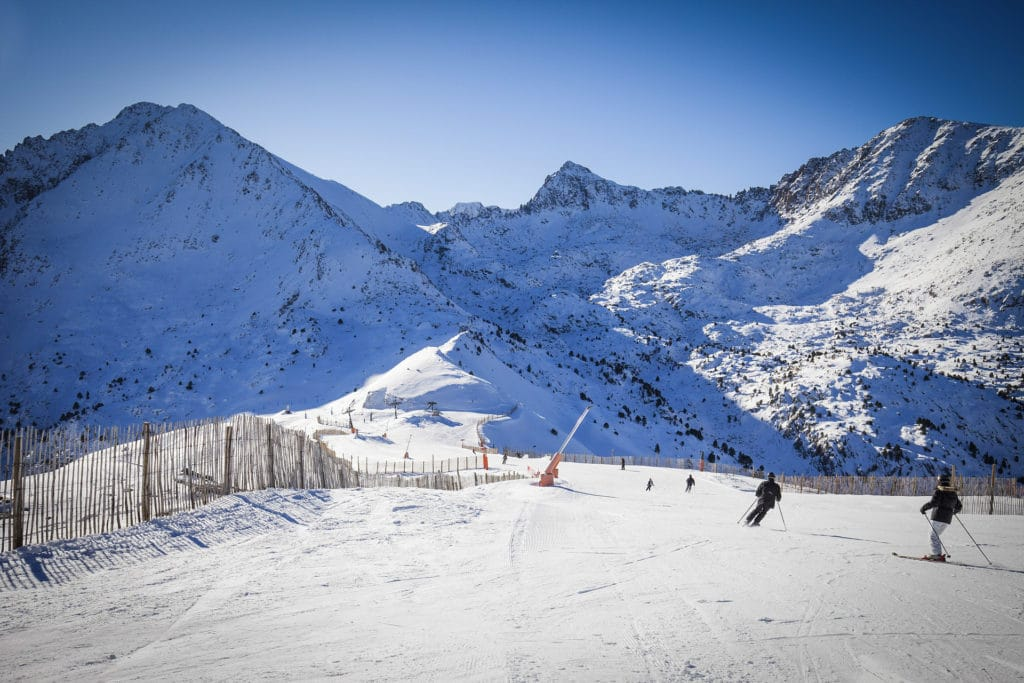 Using a seasonal work permit to spend a ski season working in Andorra