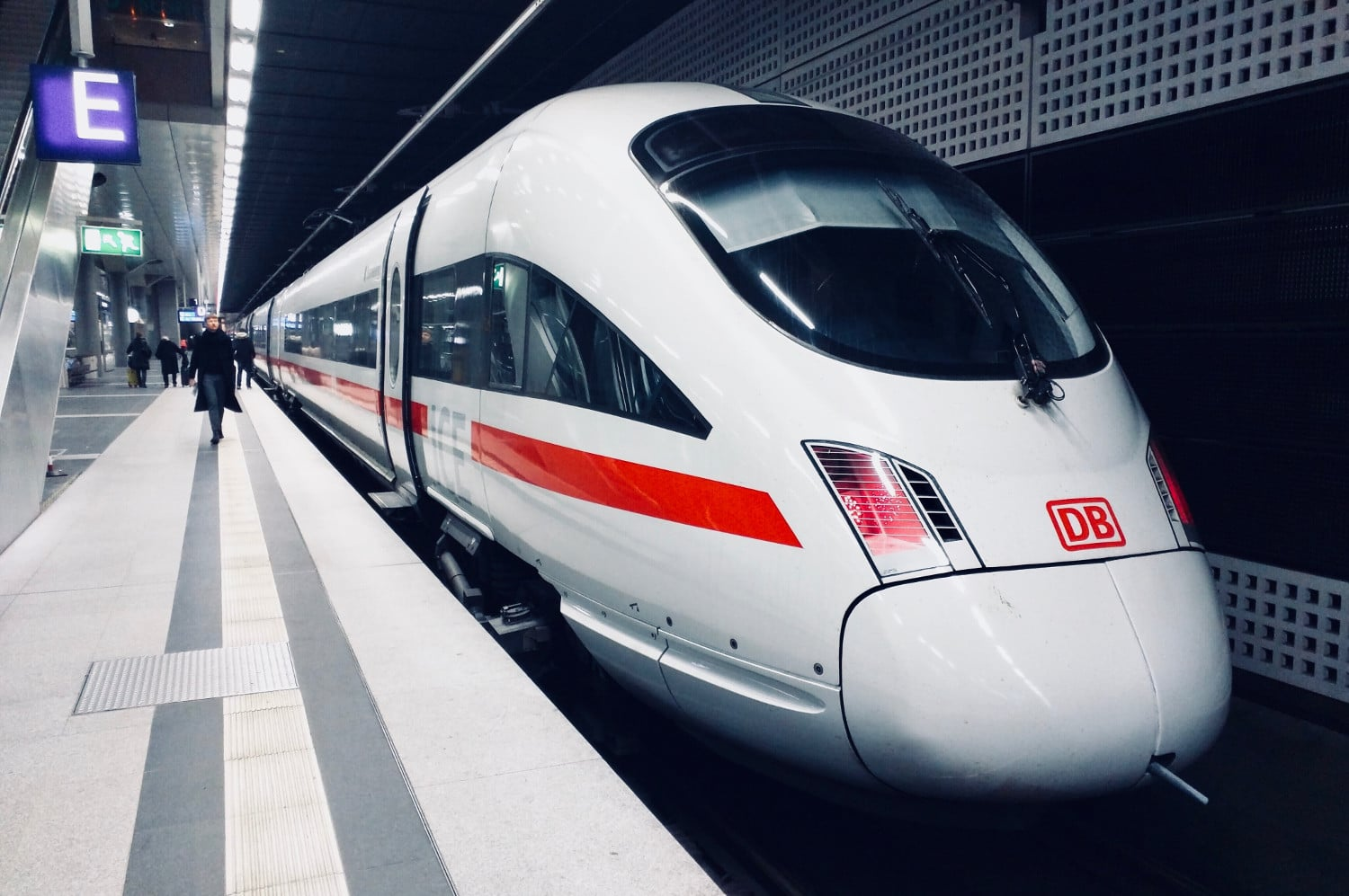 Andorra does not have the high-speed trains that much of Europe is known for, and isn't connected at all to the European rail system.