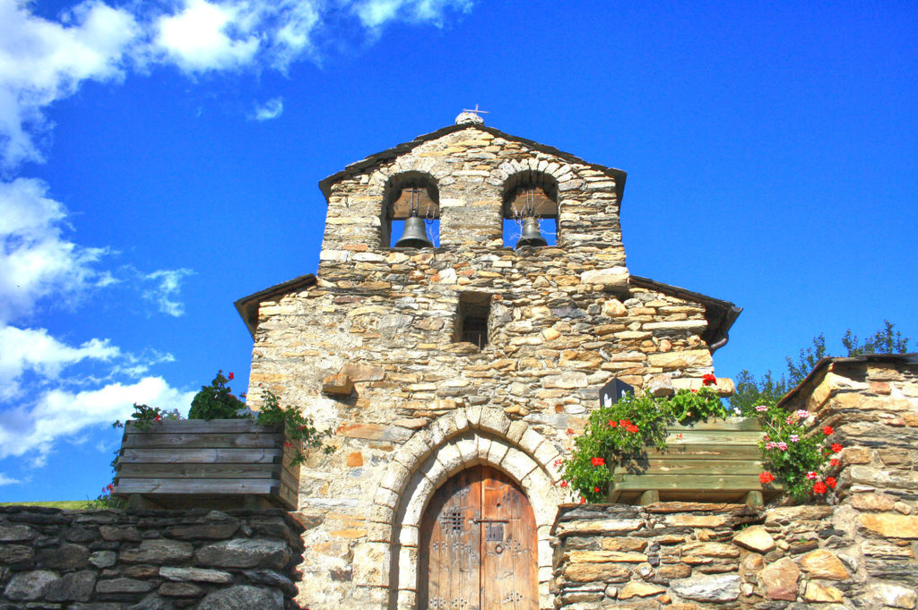 Sant Miquel de Prats, Canillo, Andorra