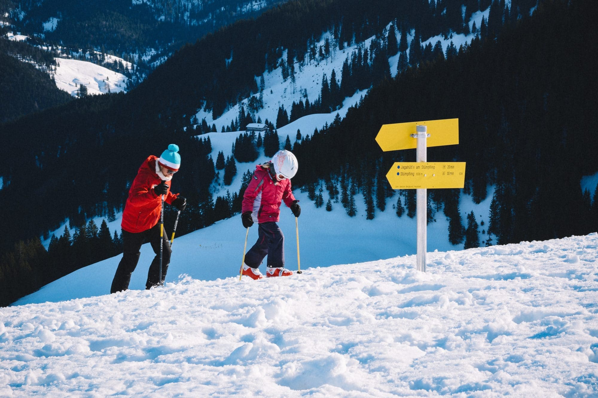 Getting outside for physical activity, with plenty of supervision, is one of the main reasons you students in Andorra are required to participate in ski school programming.